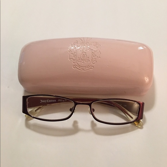 Juicy Couture Eyeglasses & Case